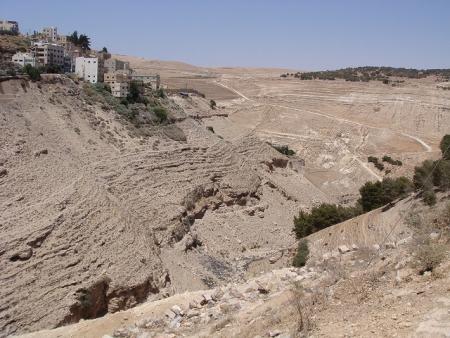 Kerak Stronghold in Jordan