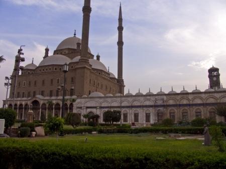 View of Salah El Din Citadel