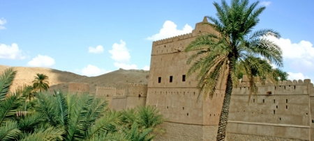 Forts in Oman