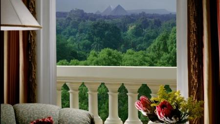 Four Seasons Cairo Suite View