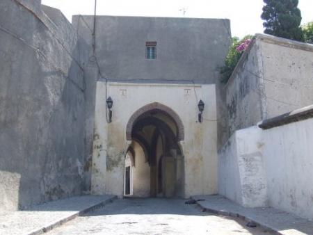 La Kasbah di Tangeri