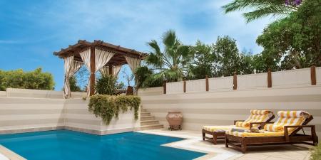Oberoi Sahl Hasheesh Suite Pool