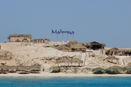 Mahmya Island in Red Sea