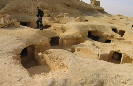 Mountain of Dead, Siwa