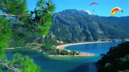 Fethiye in Turkey