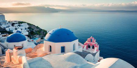Pacotes para Grécia