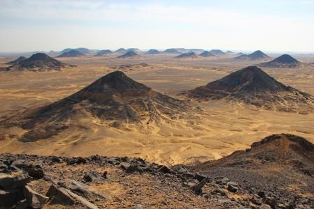 Montañas Negras, Desierto Negras