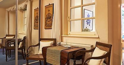 Garden Suite for Rent in Frankfurt