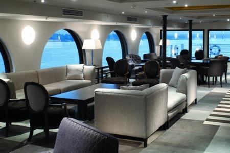 Mövenpick Sunray Nile Cruise Lounge
