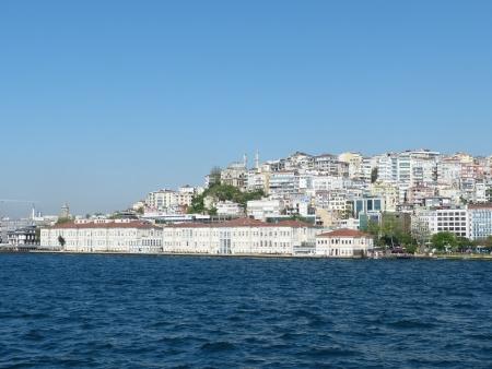 Estreito de Bósforo - Istambul - Turquia