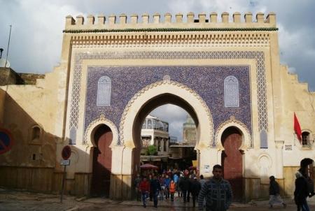 Bou Inania Madrasa, Morocco