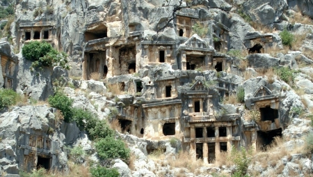 Demre in Turkey