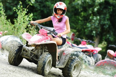 Bodrum ATV Safari Tour