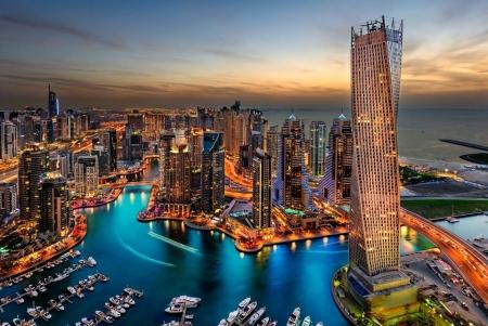 Informações sobre Dubai