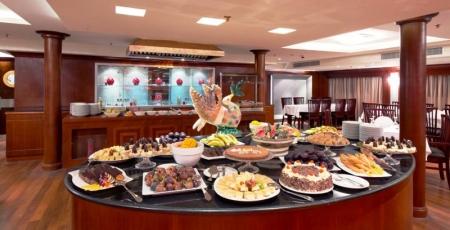 Amwaj Livingstone Nile Cruise Restaurant