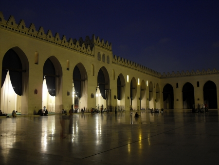 Mosque of Al-Hakim | Cairo, Egypt