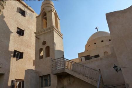 Monastery of Al Surian, Wadi El Natrun