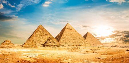 Pacotes de Luxo para o Egito