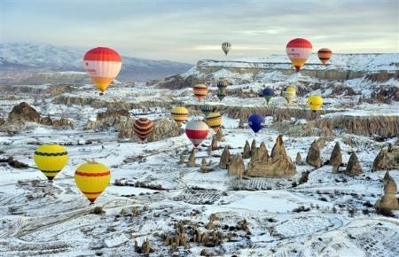 Tours y Excursiones por Turquía