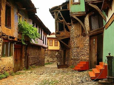 Cumalıkızık in Turkey