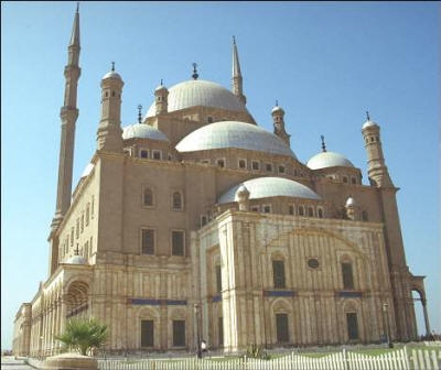 Mohammed Ali Moschee