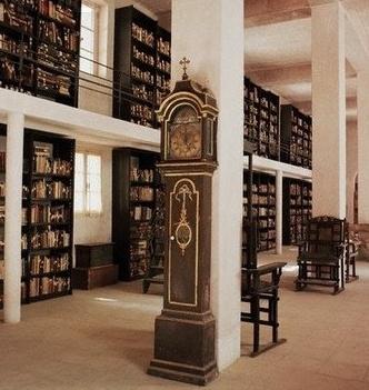 Biblioteca do Mosteiro de Santa Catarina