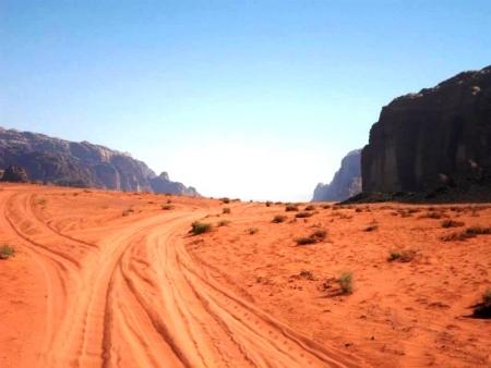 Dead Sea Desert Adventure