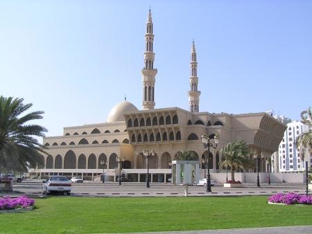 Moschea di Re Faisal, Emirato di Sharjah