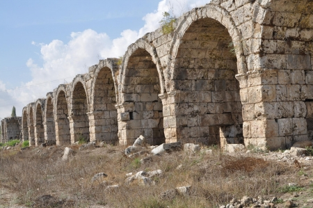 Perge Ancient Ruins