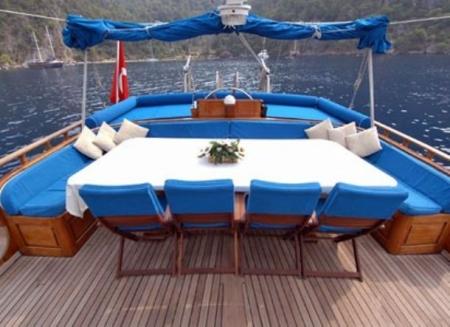 Turkey Gulet Cruise from Fethiye
