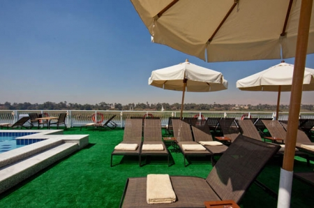Nile Cruise Sundeck