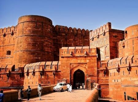 Fuerte de Agra, Agra