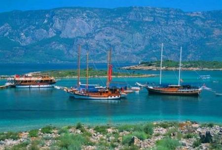 Marmaris Coastline, Turkey