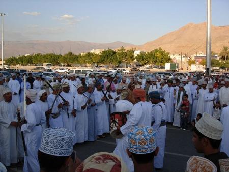 Eid Al Adha Celebration in Oman