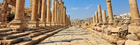 Strada Colonnata di Jerash