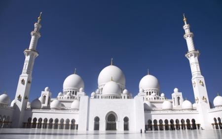 Mosquée de Sheikh Zayed