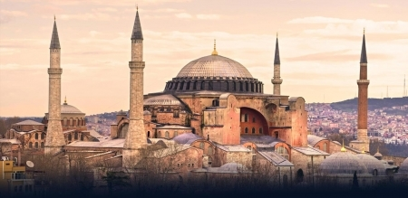 Rundreise in der Türkei und Ägypten