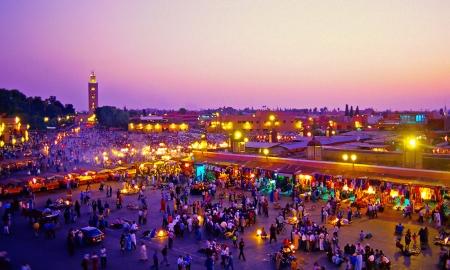 Djemaa el Fina, Marrakech