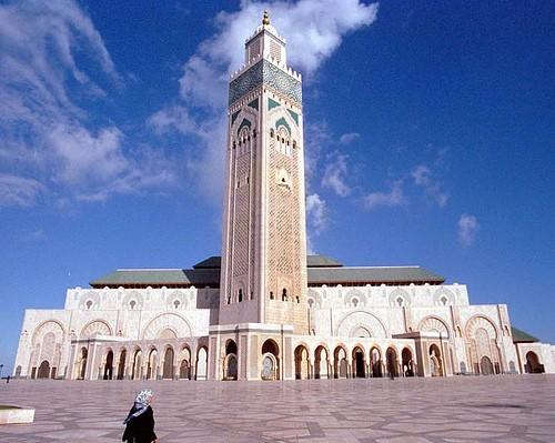 La Mezquita de Hassn II