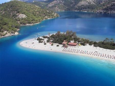 Fethiye Island, Turkey