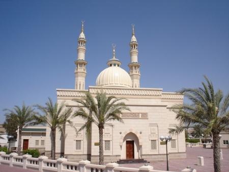 Día 8 : La Mezquita de Jumeirah.