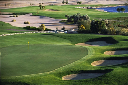 Golf in Sinai Egypt