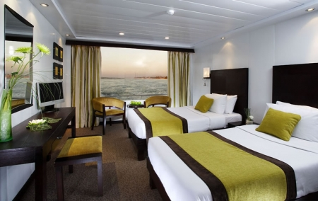 M/S Royal Lily Twin Cabin