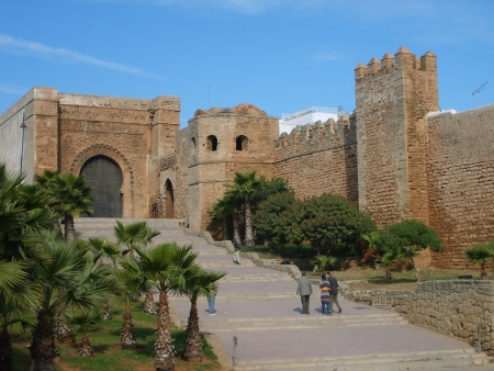 Kasbah e Jardim de Oudayas