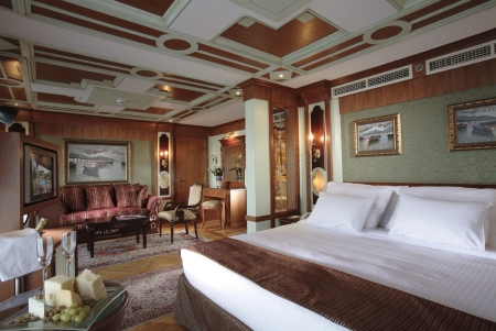 Sonesta St. George Nile Cruise Suite