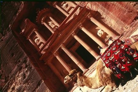Petra City of Jordan