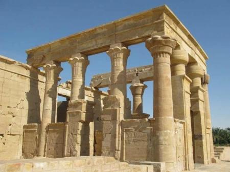 Temple d'Hibis, Oasis de Kharga