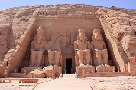 Abu Simbel Temples, Upper Egypt