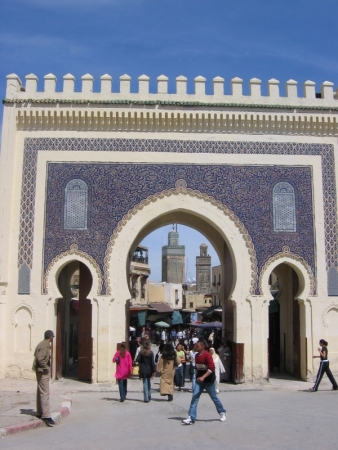 フェズ、モロッコ