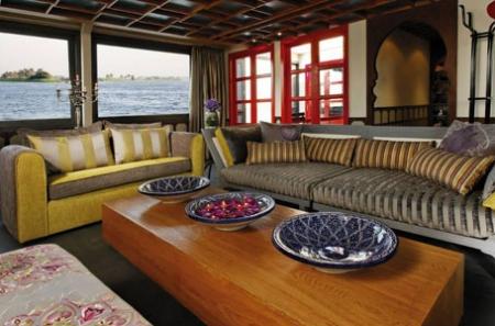 MS Feddya Dahabeya Lounge